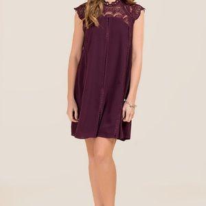 Altar'd State Dresses - Altard State High neck Peach Dress